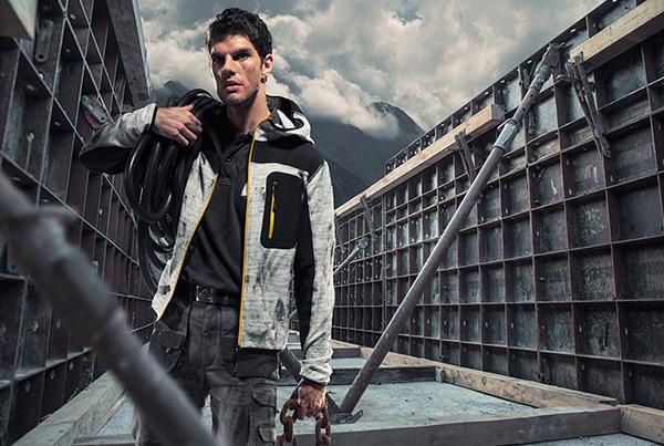 Hagebau Workwear 2015 – Stahlkonstruktion