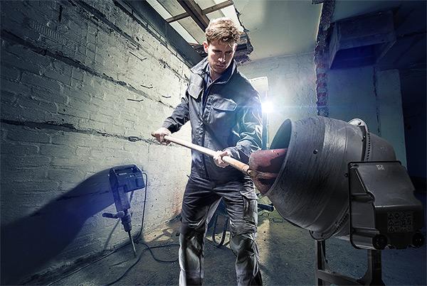 Hagebau Workwear 2016 – Baustelle