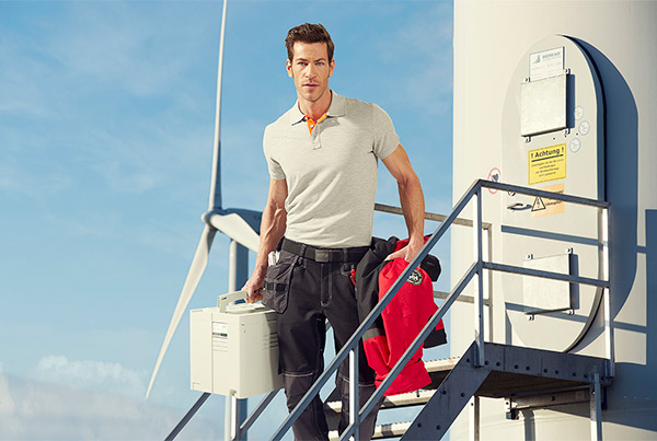Hagebau Workwear 2016 – Windrad 2