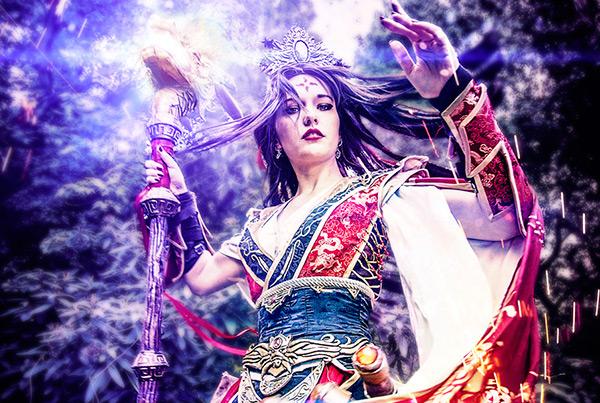Diablo III Cosplay – Beschwörung