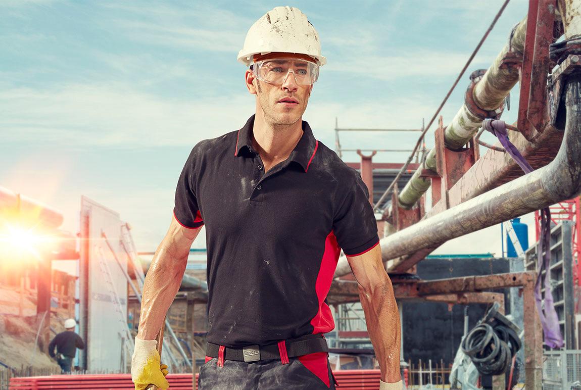 Hagebau Workwear 2016 – Bau